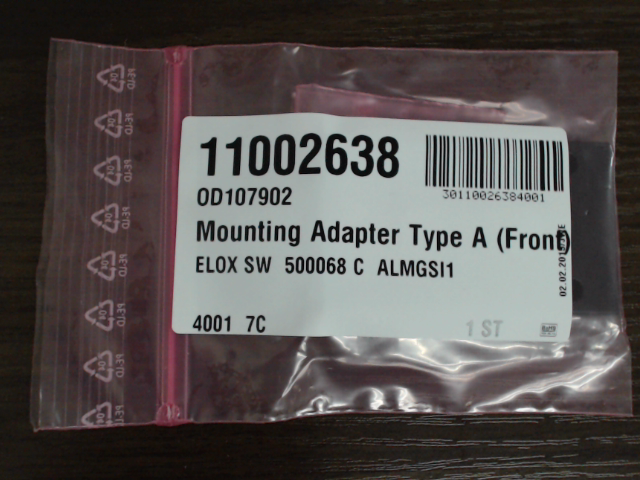 TX Front Mounting Adapter图片