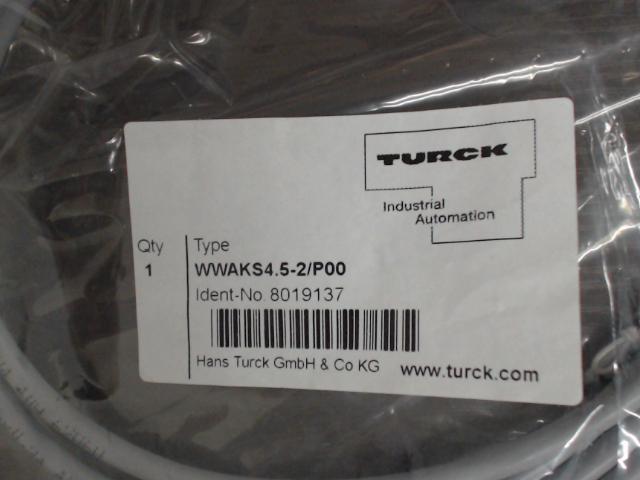 TURCK wwaks4-5-2-p00